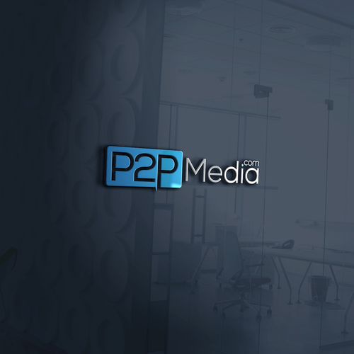 P2PMedia.com Logo