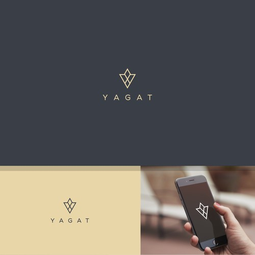 Logo design for Yagat.