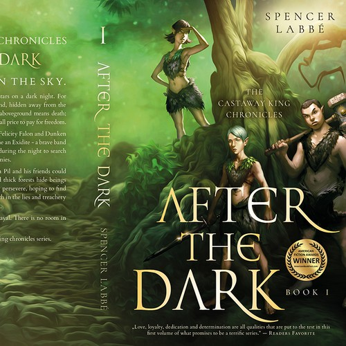 'After the Dark' by Spencer Labbe