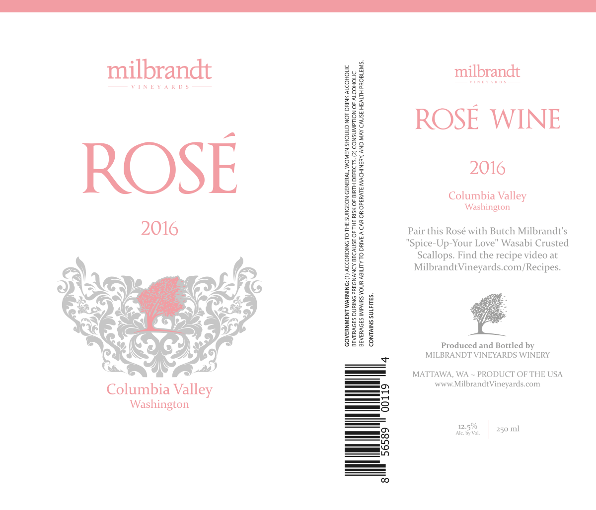 Quick Revision to Canned Rosé