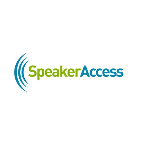 Classy, Modern and Simple logo for a Speakers and Entertainers booking agency