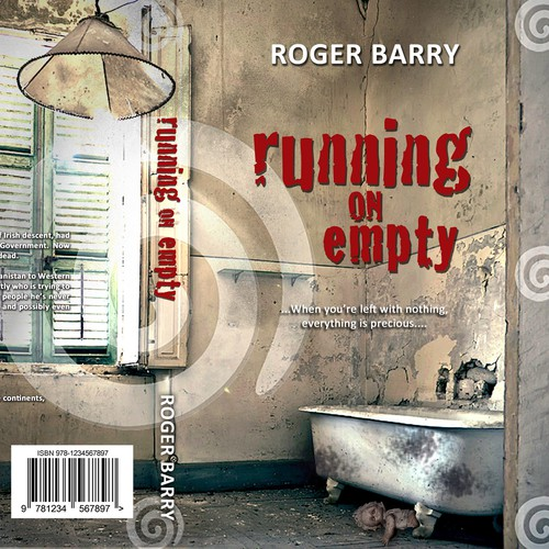 New book or magazine cover wanted for Roger Barry