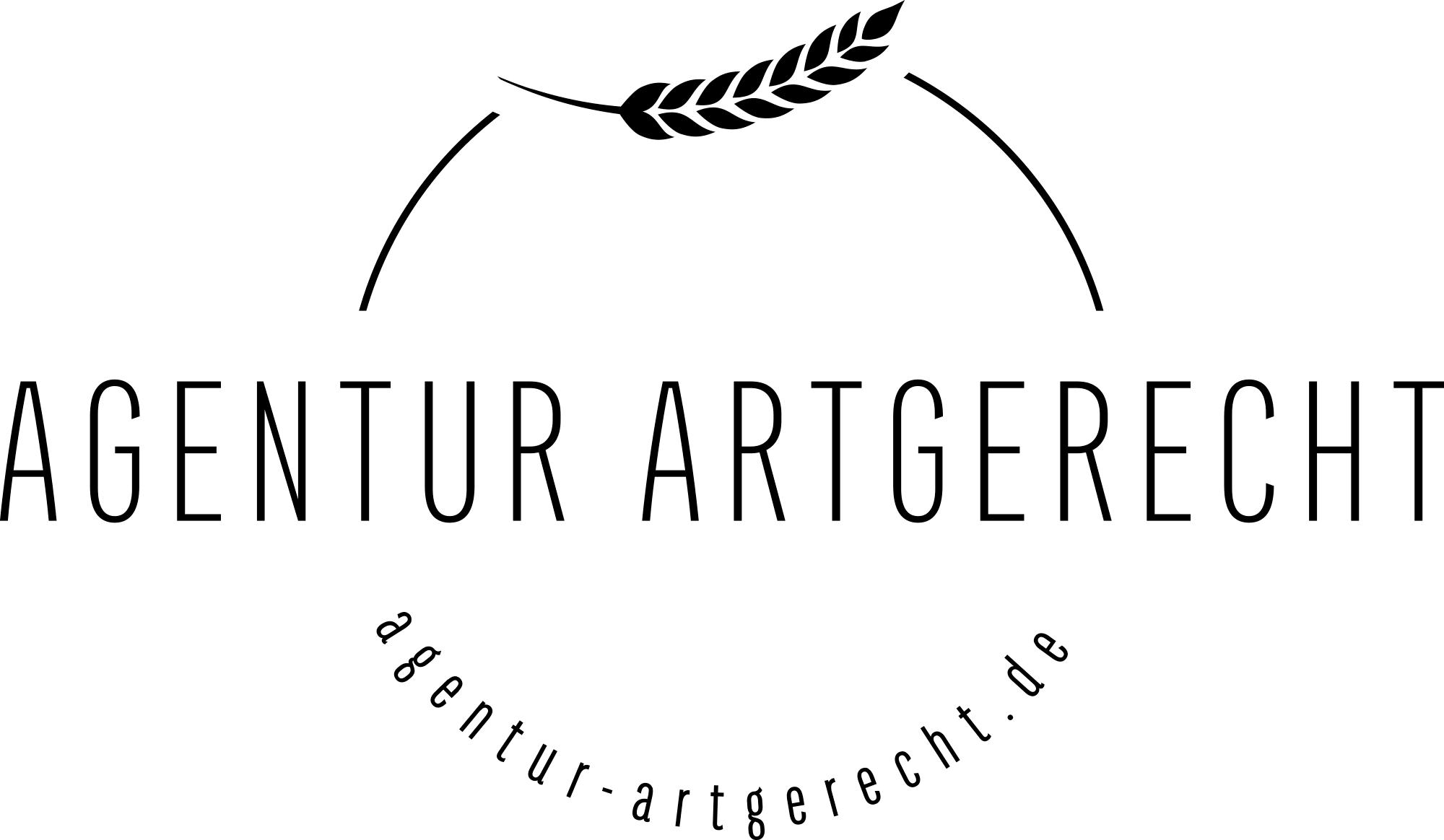 Logo für: faire, nachhaltige und artgerechte Marketingagentur für die Landwirtschaft