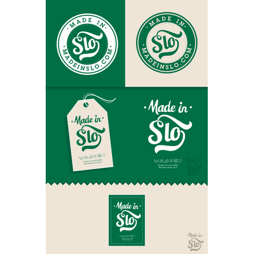 New logo wanted for Made in SLO