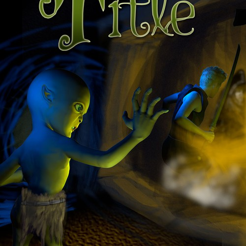 Book Cover for Fantasy Book