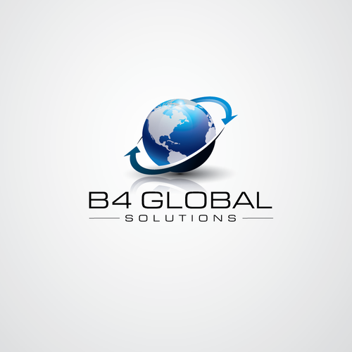 Help B4 Global Solutions with a new logo