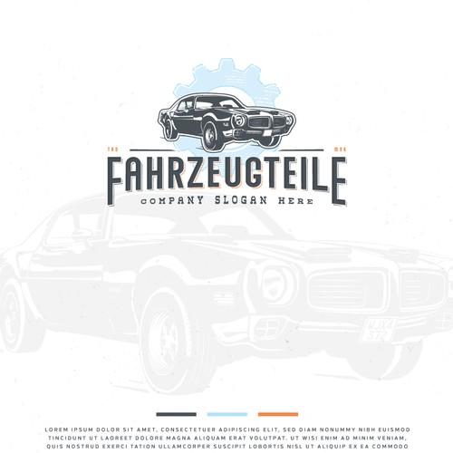 Logo for a German auto parts dealer.