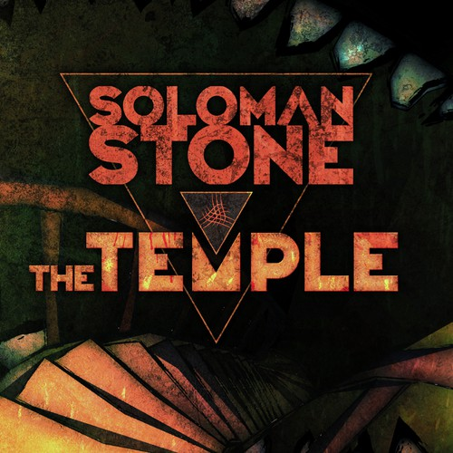 The Temple - Book cover