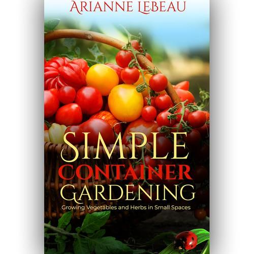 Bold and bright e book cover design
