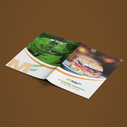 Product Catalogue for Food Manufacture