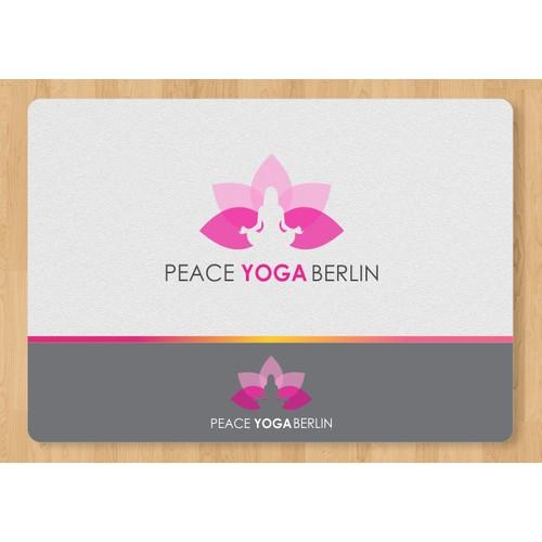 peaceyoga benötigt logo
