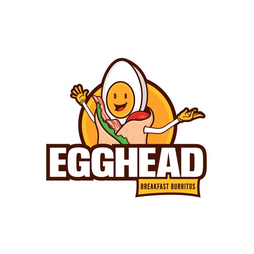 Egghead Breakfast Burritos
