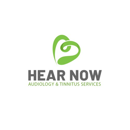 Logo concept to Audiology and Tinnitus Services