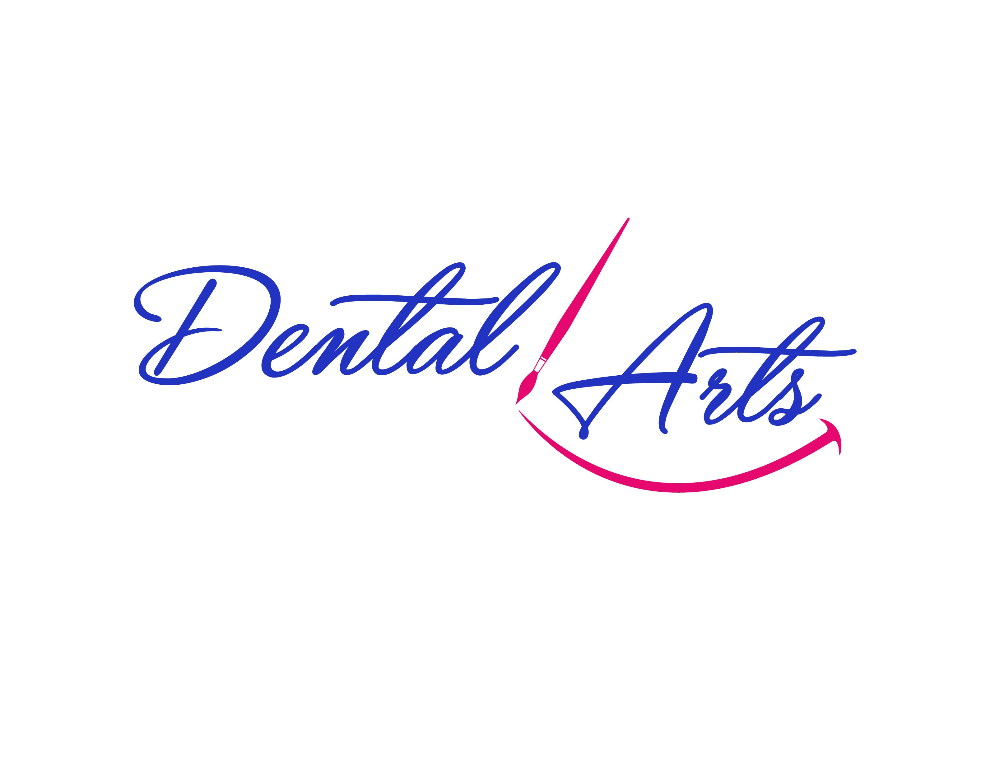 DENTAL ARTS LOGO REDISIGN
