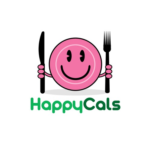 Logo for HappyCals