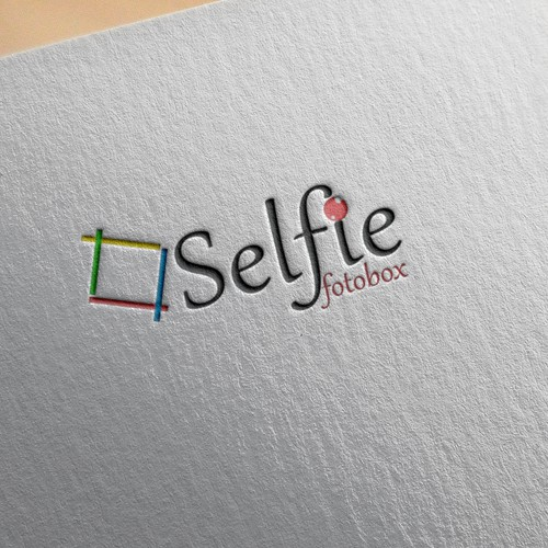 Logo for Selfiebox / Photobooth