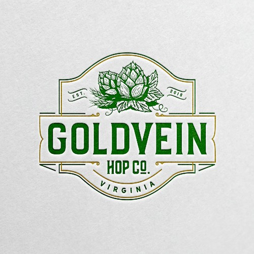 Logo for Hop Growers