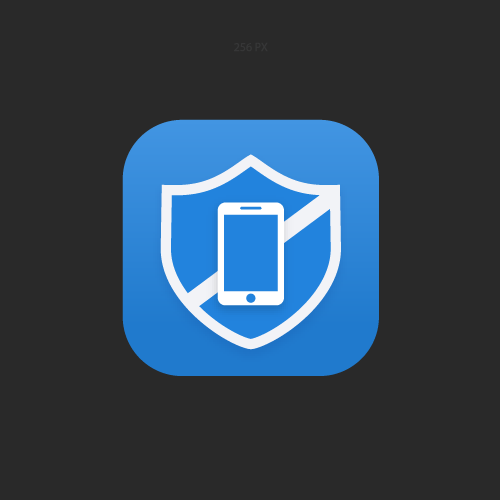 Drive safe mode app icon