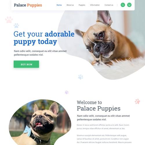 Palace Puppies