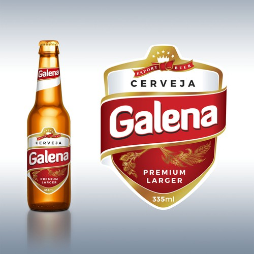 Galena Package Design