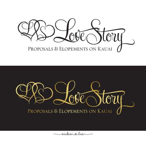 Beautiful & Classy logo for a wonderful wedding planner