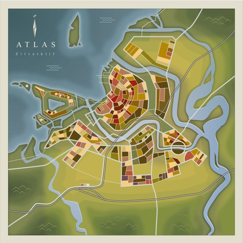 Atlas CD Cover