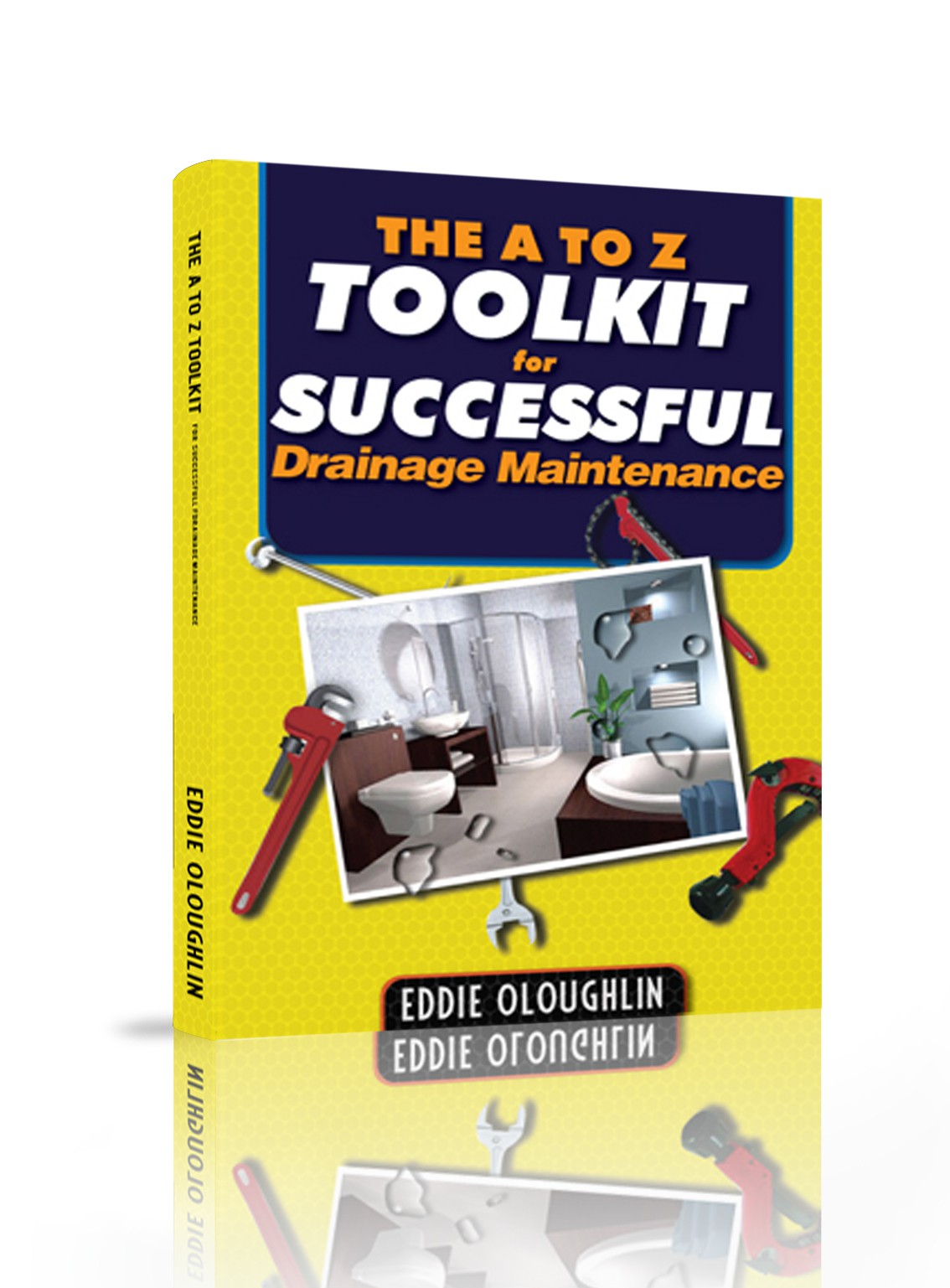 New print or packaging design wanted for The A toZ Toolkit For Successful Drainage Management