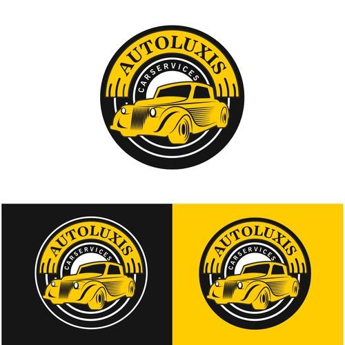 Bold Logo Concept for Car services