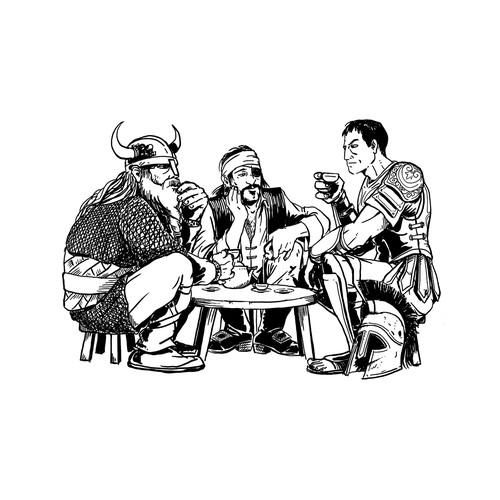 A Tea Party!
