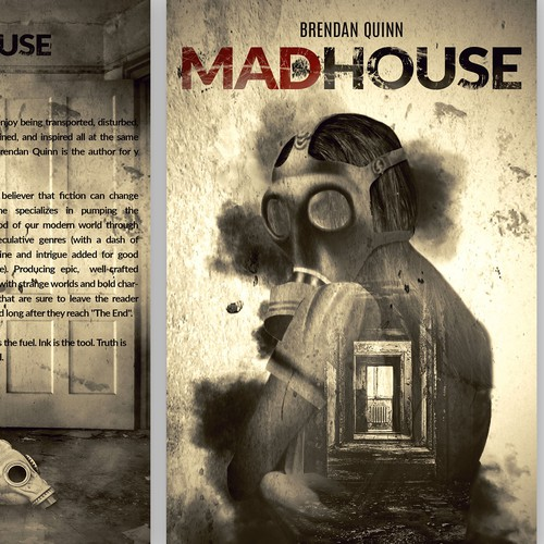MADHOUSE Book Cover