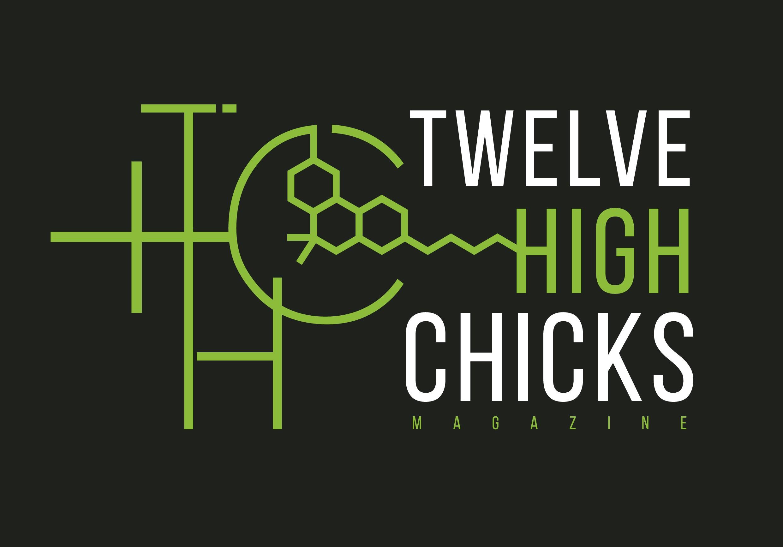 Logo for new women & cannabis magazine