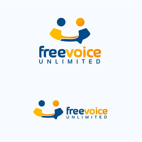 Help Freevoice Unlimited with a new logo