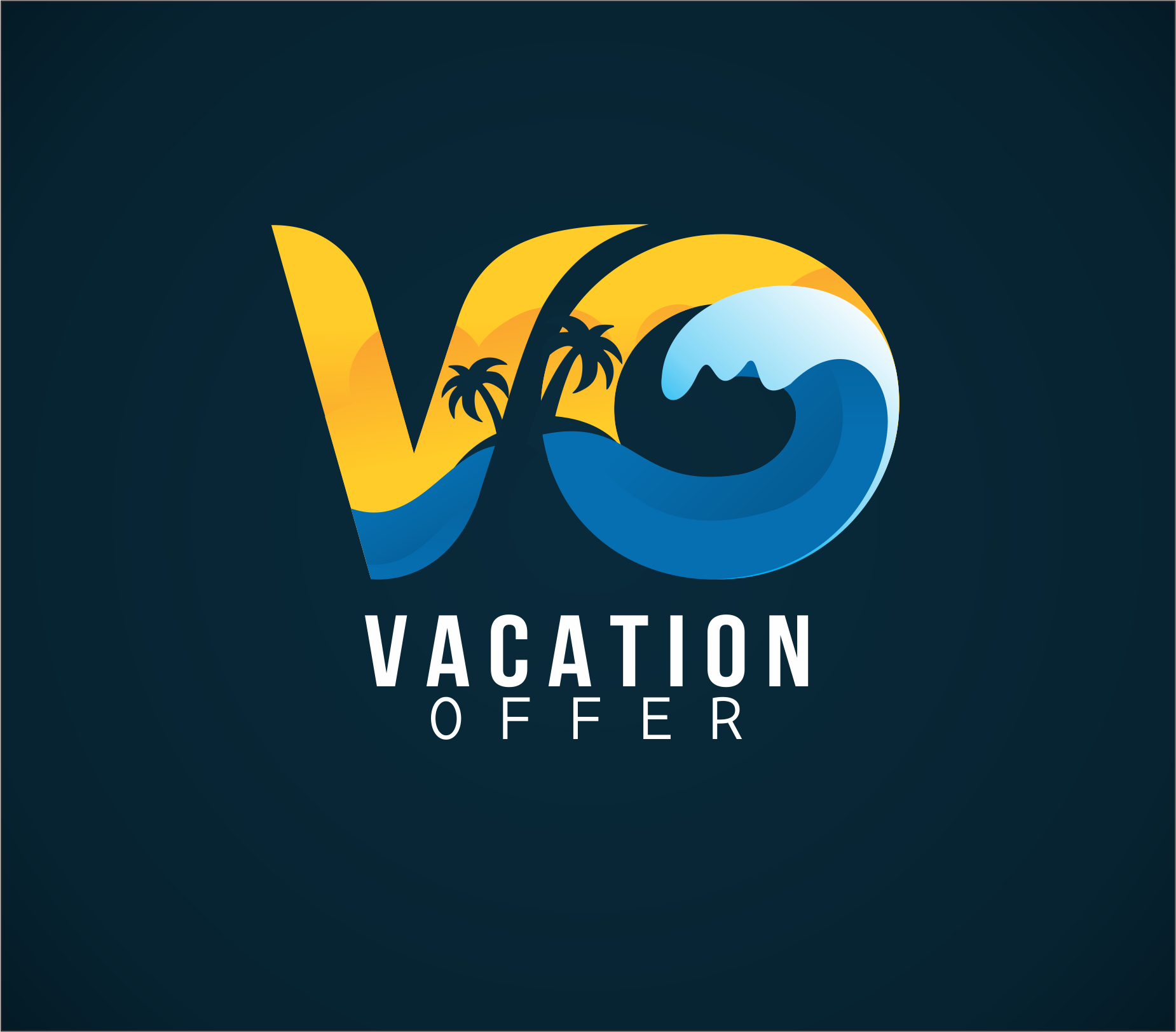 Design a fun, powerful, and exciting logo for Vacation Offer