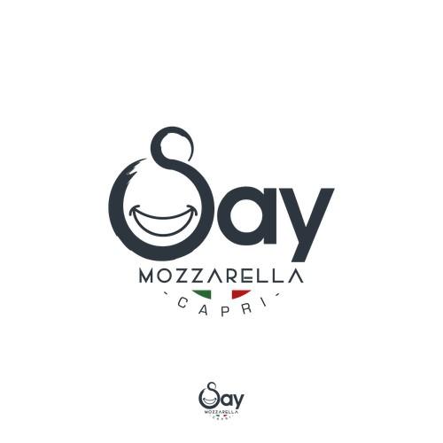 Say mozzarella