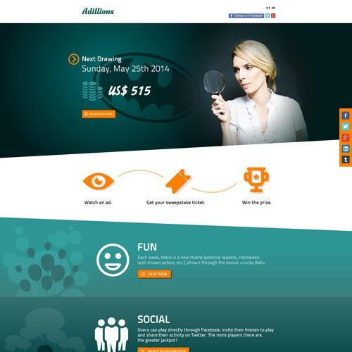 Webdesign Adillions