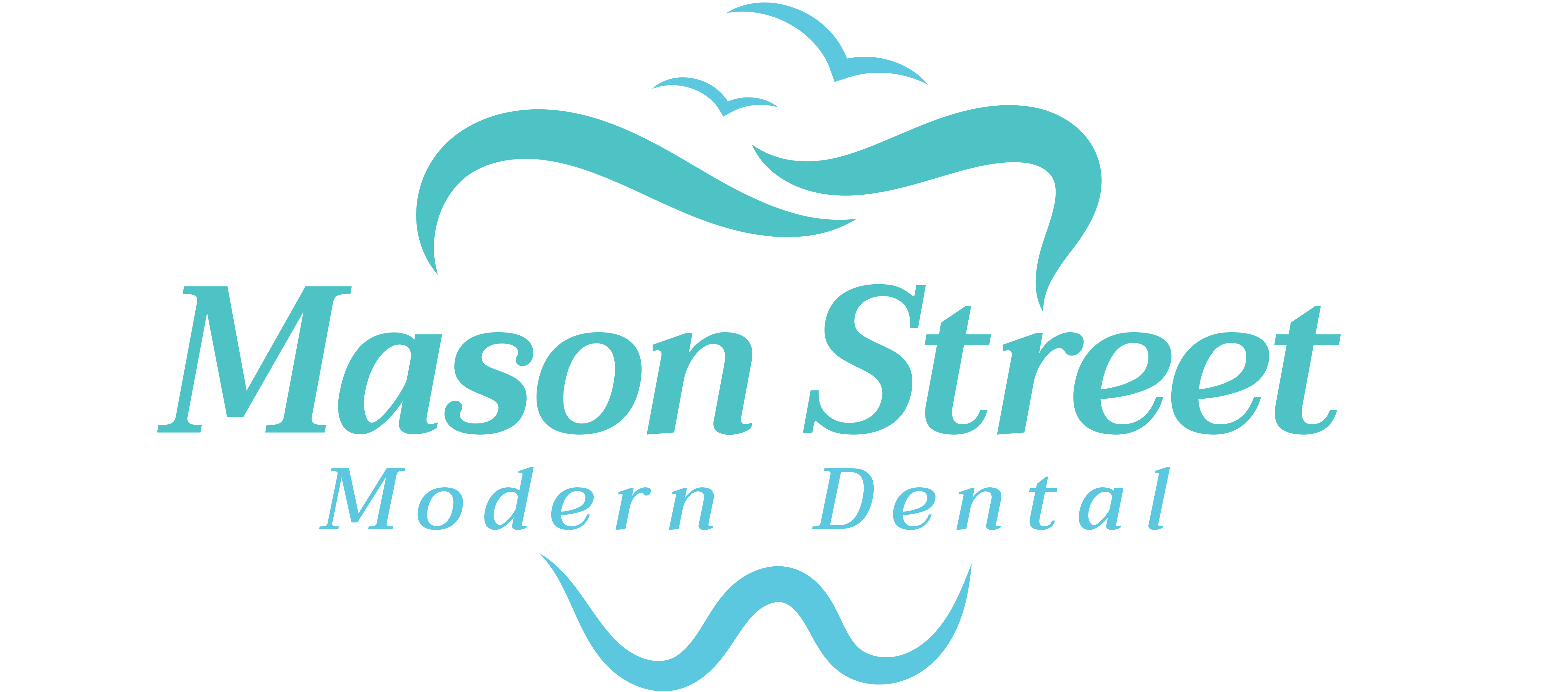 Logo design for family-owned dental practice! Fun and friendly :)