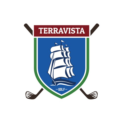 Terravista Golf Needs to RENEW the Logo - Make it sophisticate!