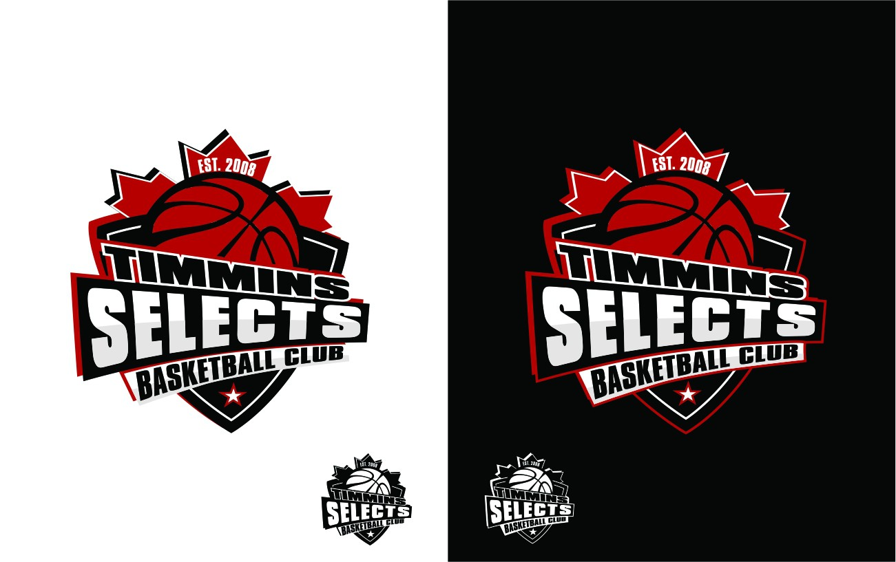 Help Timmins Selects Basketball Club with a new logo
