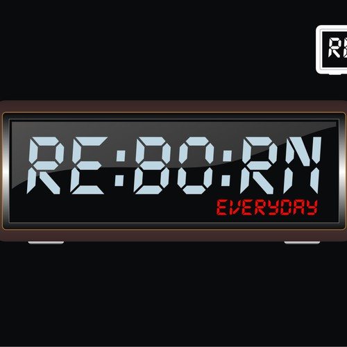 "Logo needed for ""Reborn Everyday"""