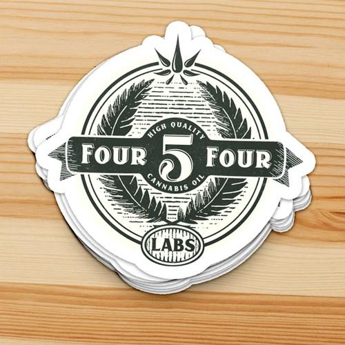 Four 5 Four Labs Hight Quality Cannabis Oil