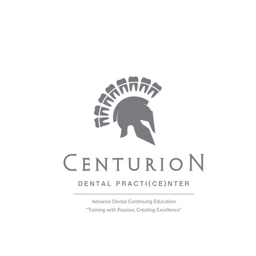 Centurion Dental Logo Design