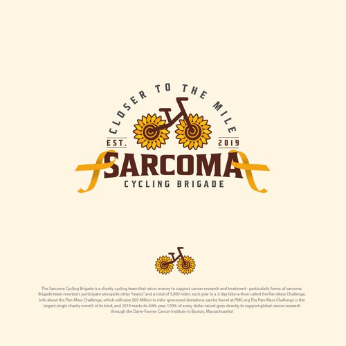 Sarcoma Cycling Brigade