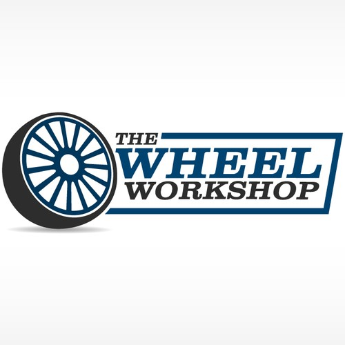logo for The Wheel Workshop