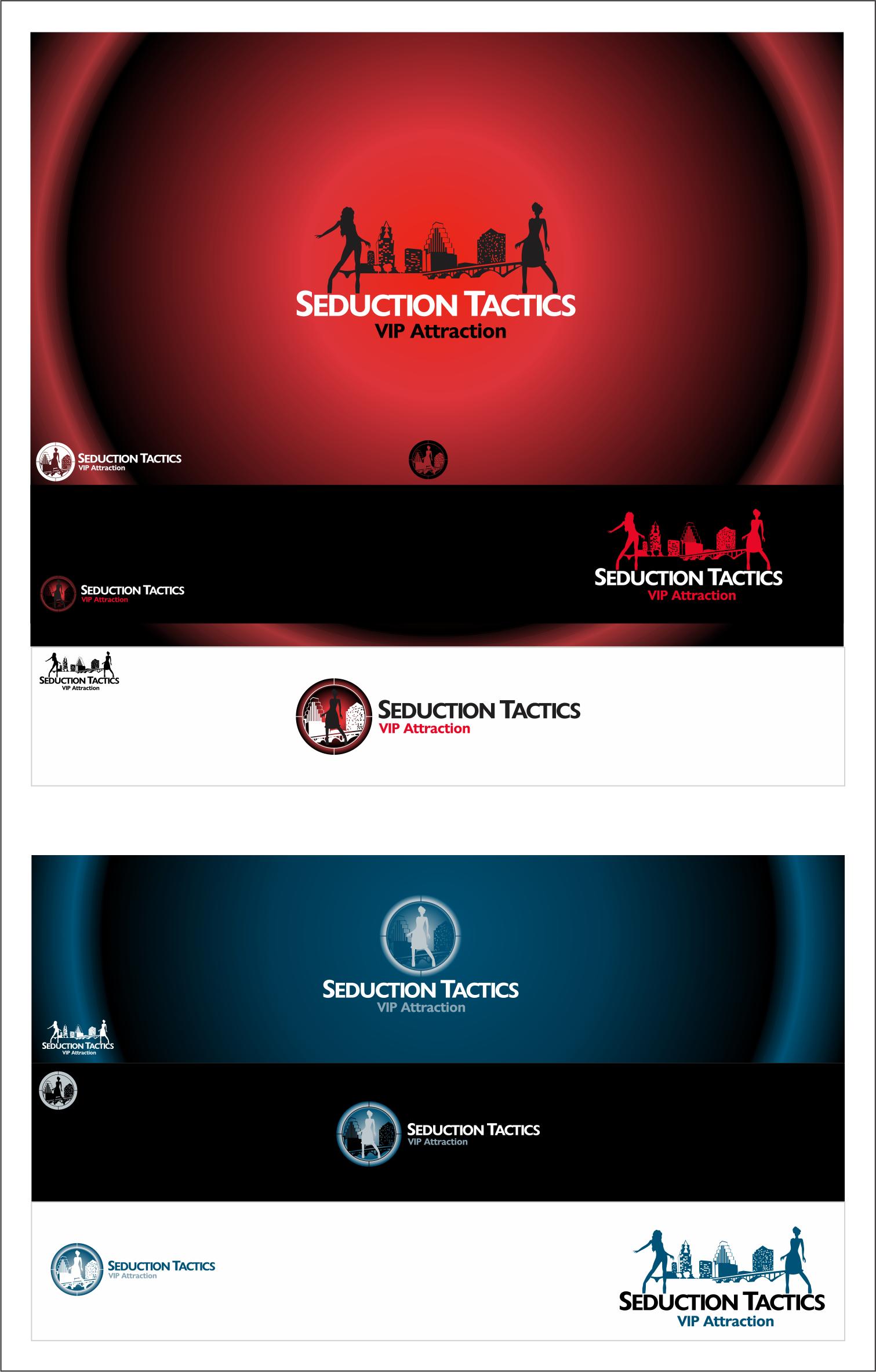 SeductionTactics   (VIP Attraction) needs a new logo