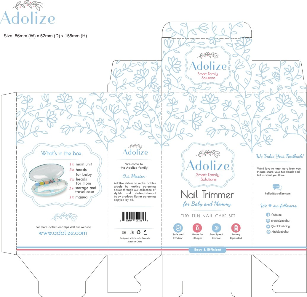 Adolize needs an awesome packaging design