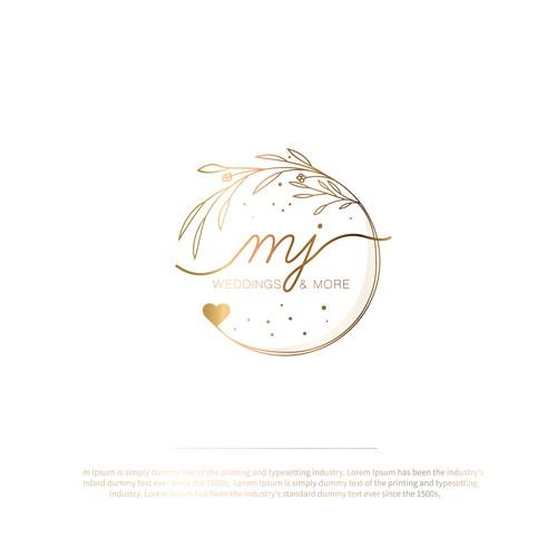 Logo for wedding Planner