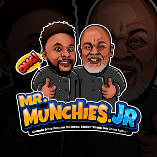 Mr. Munchies JR