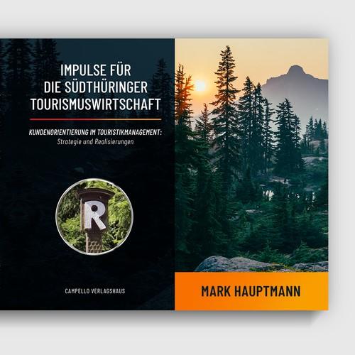 """""""Impulse für die Südthüringer Tourismuswirtschaft"""" Book Cover"""