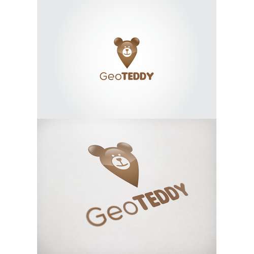 Help Geo Teddy with a new logo