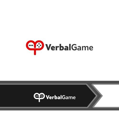 logo concept for Verbalgame